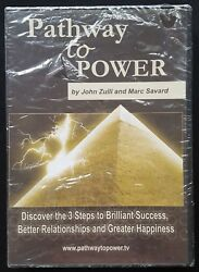 PATHWAY TO POWER By John & Marc Savard Vintage Audio Cd - NEWFACTORY SEALED