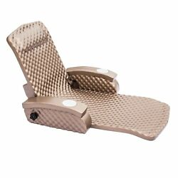 Swimming Pool Recliner Adjustable Folding Float Chair Lounge Lounger Relax Swim