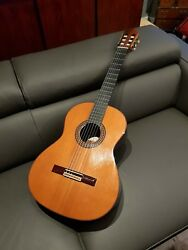 Jose Ramirez 4E Classical Guitar 2002 spain + Humi case extra strings