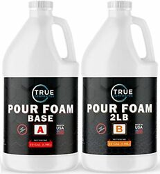 Liquid Urethane Rigid Pour Foam 2 Lb Density  12 to10 Gallons Many Choices