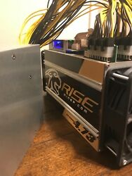 Excellent condition Bitmain Antminer S7 with 1600w PSU $300.00