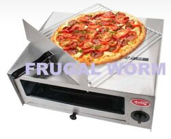 Stainless Steel Pizza Oven Commercial Kitchen Countertop Toaster Oven 120V $63.90