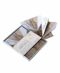 Place Name Set Paper Airplane Novelty Pack of 25 GBP 11.49