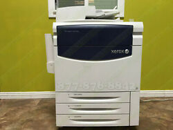 Xerox 700 Press Color Commercial Laser Printer Copier Scanner Fiery 70PPM $7,700.00