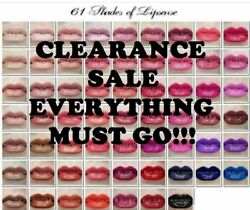 *$16 CLEARANCE LIPSENSE (I've Got a Wedding to Plan!! :) So my stock has to go!)