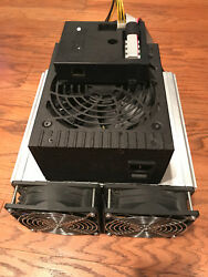 Innosilicon A4 Dominator LTC ASIC MINER 280MHs with 1200W PSU - US SELLER