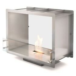 EcoSmart Firebox 900DB Renovator Modern Ventless Indoor Outdoor Fireplace $4695