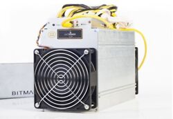 BITMAIN Antminer A3 Siacoin Blake(2b) Miner - 815GHs - IN HAND USA