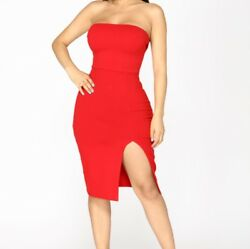 Red Cocktail dress $25.00