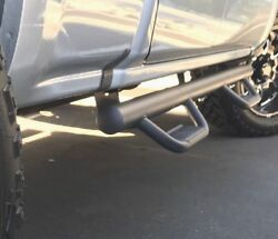 07-18 Fit Chevy Silverado Extended Cab Hoop Running Boards Side Steps