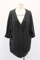 NWT $3325 Brunello Cucinelli Women's 100% Cashmere Knit Cardigan Sweater  A181