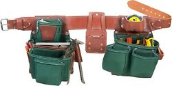 Leather OxyLights 7 Bag Framer Set Heavy Duty Construction Hand Made in the USA