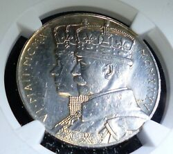 GB KING GEORGE V QUEEN MARY 1935 SILVER JUBILEE  COIN   $109.00