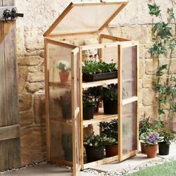 Mini Greenhouse Kit Small Outdoor Greenhouses Portable Grow Shed Garden Plants