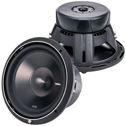 P3D4 10 ROCKFORD FOSGATE PUNCH P3 10quot; DVC 4 OHM SUBWOOFER 1000 WATTS **NEW** $199.99