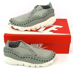 Nike Air Footscape Woven Unisex Trainers Sneakers 917698-003 UK 7  9 - Green