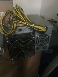 Bitmain Antminer S7 Bitcoin CASH ASIC Miner 4.73THs -BTC Mining Server With PSU