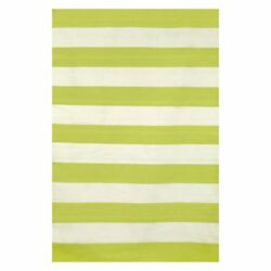 Liora Manne Sorrento 630204 Rugby Stripe Indoor  Outdoor Rug