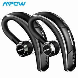 Mpow Wireless Bluetooth 4.1 Headset Stereo Earpiece Headphone for Samsung iPhone