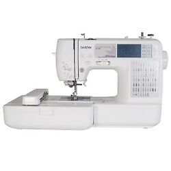 Embroidery Machine Sewing Computerized Beginner Brother Supplies Home Machines