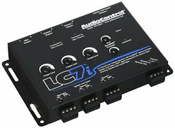 AUDIO CONTROL LC7i 6 CHANNEL LINE OUT CONVERTER w AccuBASS BLACK **NEW**