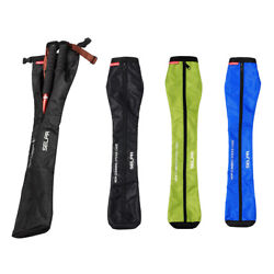 Lightweight Walking Stick Carrying Bag Outdoor Trekking Hiking Poles Case $10.17
