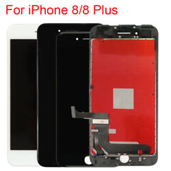 For Iphone 88 Plus LCD Display Touch Screen Digitizer Replacement Kit 3D Touch  $17.99