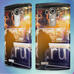 BAR CLUB NIGHTLIFE PARTY HARD BACK CASE COVER FOR LG PHONES