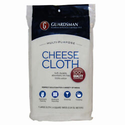 Guardsman Products: 004012: Cheese Cloth100% Cotton 4 Yards