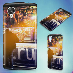 BAR CLUB NIGHTLIFE PARTY HARD BACK CASE COVER FOR NEXUS PHONES
