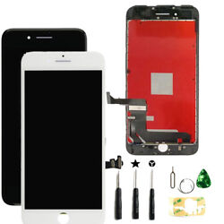For iPhone 8 plus 8P LCD Screen Replacement Digitizer Retina Display Black White $17.94