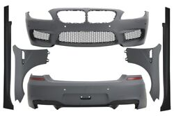 Body Kit For  BMW 6 Series F06 Grand Coupe 11-17 M6 Design PDC Bumper Fenders Va