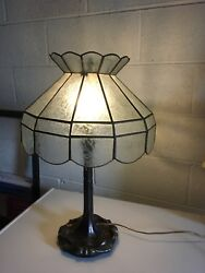 antique lamp $45.00