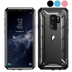 360° Protective Rugged Cover Case For Galaxy Note 10 S20 Ultra S9 Note 9 8 $10.84