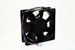 6000RPM 120mm Cooling Fan Replacement 4-pin Connector For Antminer Bitmain $24.99