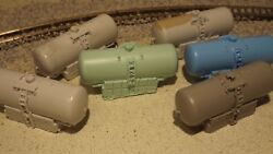 N-Scale 6 pc.Propane Tanks *Seconds*1:160 Detail Parts