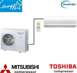 3 Ton 36000 BTU Ductless Mini Split Air Conditioner Ceiling Cassette Wall Floor $2012.35