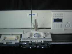 Brother knitting machine Electroknit KH 970 Electronic Complete