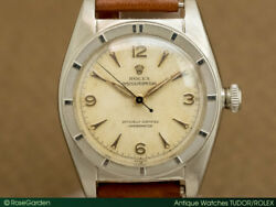 Rolex Oyster Perpetual Ref.5015 Vintage Automatic Authentic Men's Watch Working