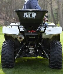 ATV Broadcast Spreader Lawn Electric Seed Feed Fertilizer Farm Landscape Hunting $312.99
