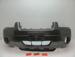 05-07 FORD ESCAPE LIMITED FRONT BUMPER COVER DARK SHADOW GREY CX OEM FOG LIGHT