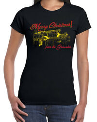 673 Merry Christmas from the Griswolds womens T shirt vacation 90s movie holiday $19.99