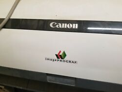 Canon iPF760 imagePROGRAF Large Format 36 Color InkJet Printer Plotter $1,350.00