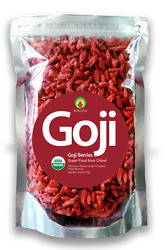 USDA organic 16 once RAW Goji Berry $14.79