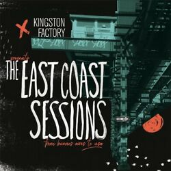 Kingston Factory Presents The East Coast Sesssions Vinyl LP NEW sealed