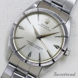 Rolex Oyster Perpetual 1007 Cal.1560 1961 Automatic Authentic Men's Watch Works
