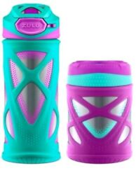 Zulu Kids Water Bottle and Canister set New