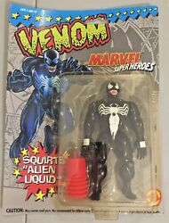Marvel Superheroes Venom Squirts Alien Liquid Toy Biz action figure 1993