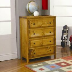 Coaster Furniture Wrangle Hill Collection Youth 4 Drawer Chest
