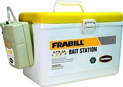 Fishing Live Bait Station Cooler 8 Quart Personal Travel Outdoor Gift Him New $72.25